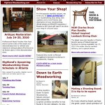 July Wood News just released!