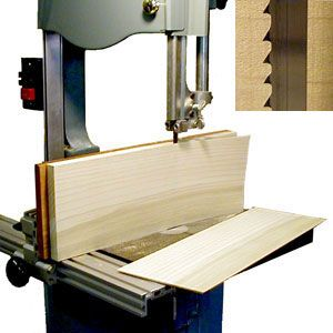 The Wood Slicer: A Great Bandsaw Blade