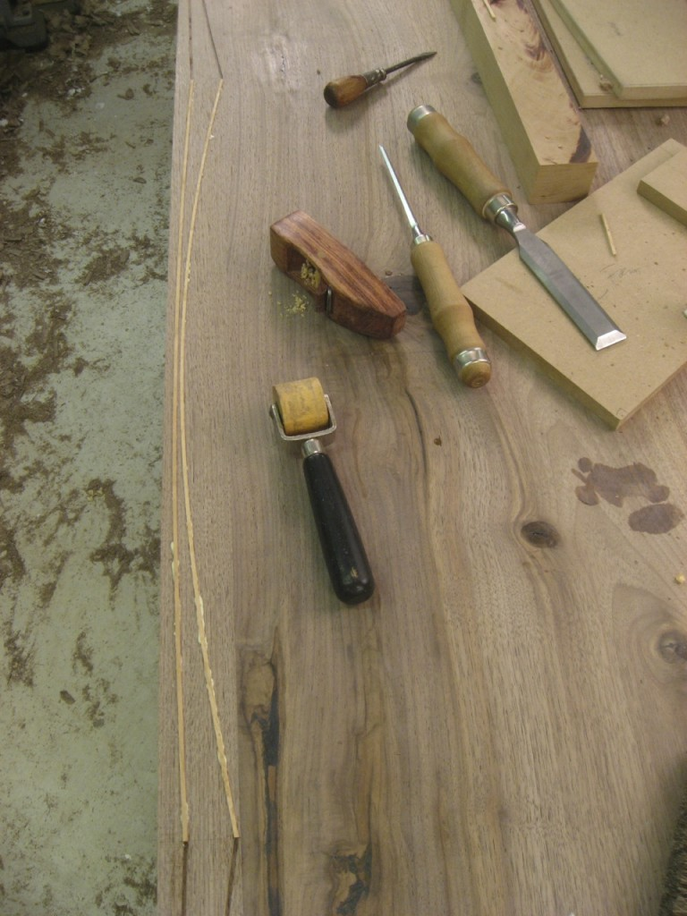 Tools for Inlay