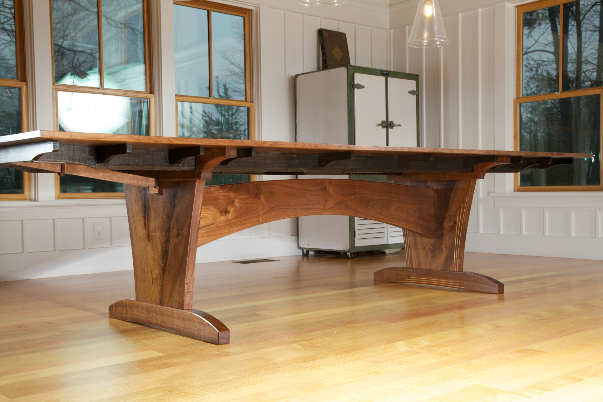 Custom Dining Room Table - Woodworking Blog