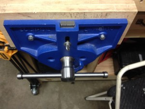 Tool Review Eclipse 10 Quick Release Bench Vise