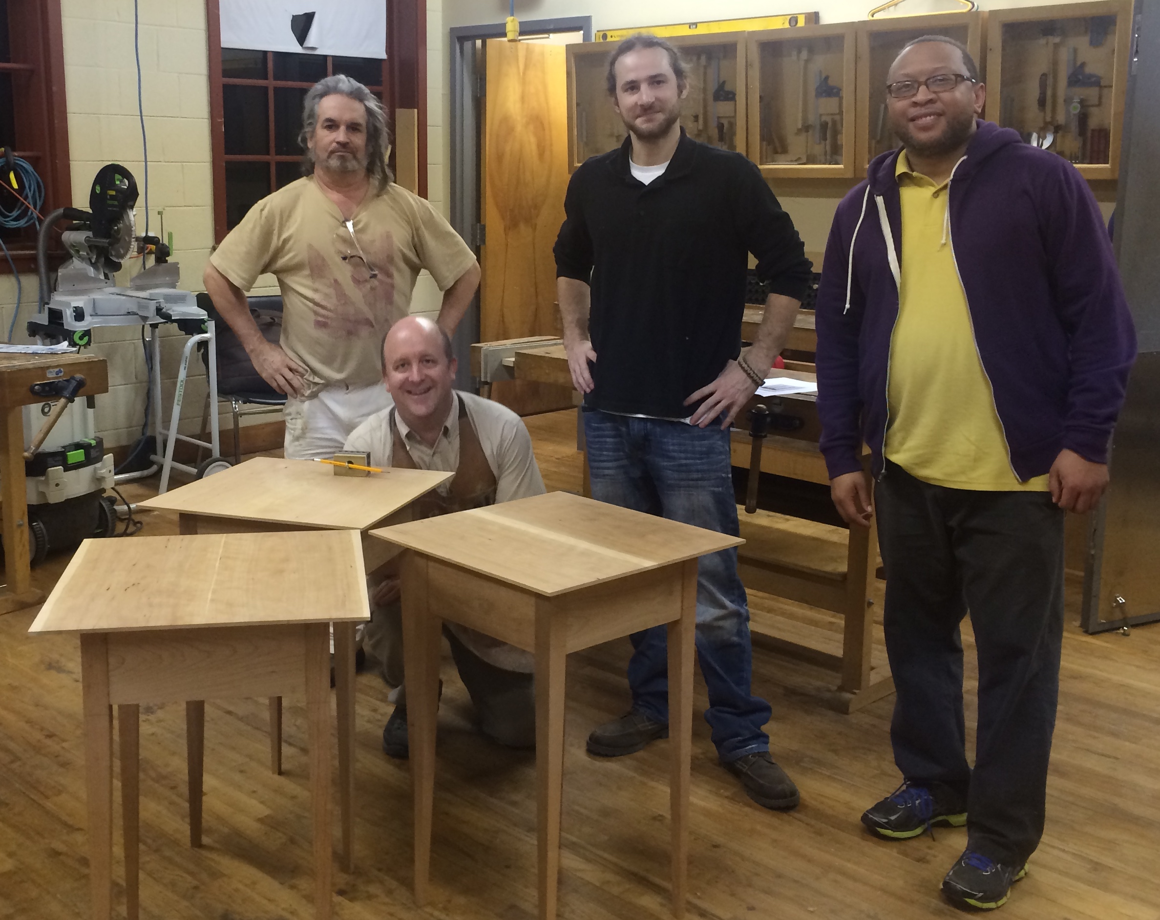 classes at highland woodworking - woodworking blog