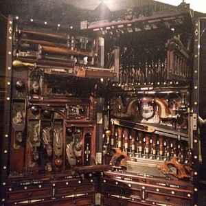 The H.O. Studley Tool Cabinet