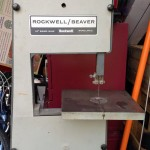 A Bandsaw Passed Down Through Generations
