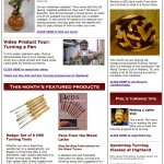 June 2015 issue of The Highland Woodturner
