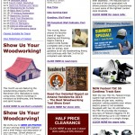 The June 2015 issue of Wood News Online