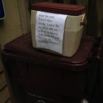 Tips from Sticks in the Mud – October Tip #2- Trash Can Label Reminders