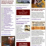 The September 2015 issue of Wood News Online