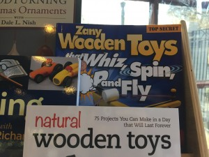 Toy Making Books