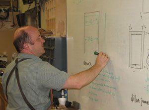 Highland Woodworking Class Instructor Jim Dillon