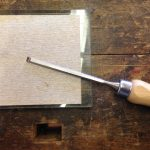 Tool Sharpening for a Beginner, Part 2: Sandpaper on Glass