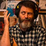 Go See Woodworker Nick Offerman's New Movie, Hearts Beat Loud