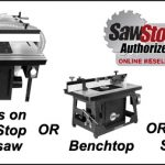 SawStop Router Table Giveaway Winner Announcement