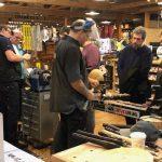 Saturday Demos at Highland - Tormek and Woodturning