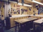 Dedicating This Woodworking Shop to My Dad