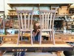 Women in Woodworking: Meet Larissa Huff