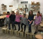 Woodworking with the Young Woodworker