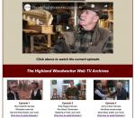 The Highland Woodworker: Full Archives