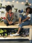 Women in Woodworking: Meet Material Curls